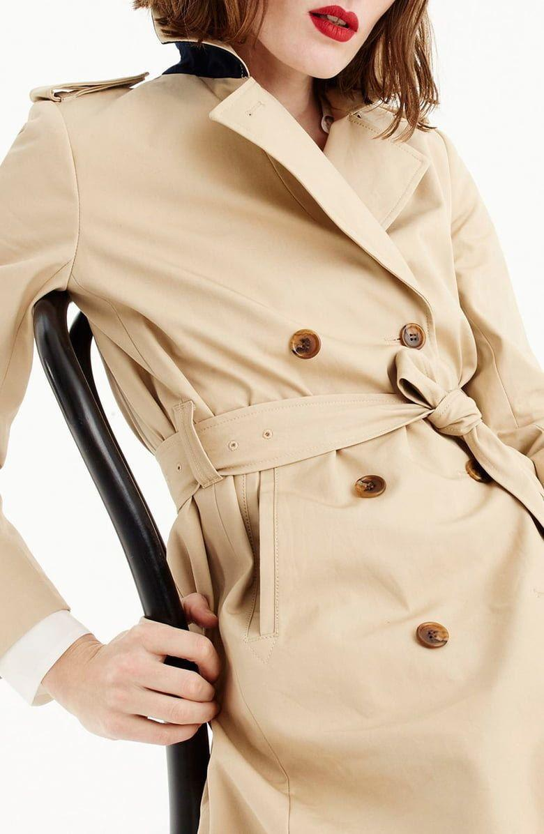J.Crew 2011 Icon Trench Coat (Photo: Nordstrom)
