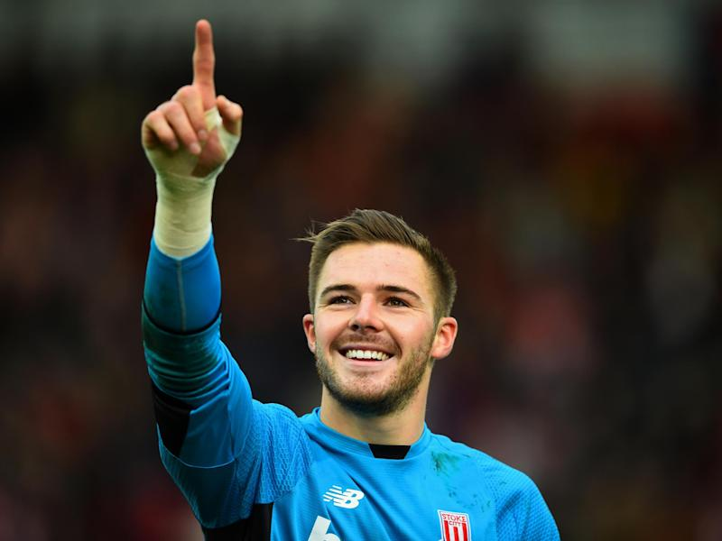 Butland is on the cusp of a Premier League return: Getty