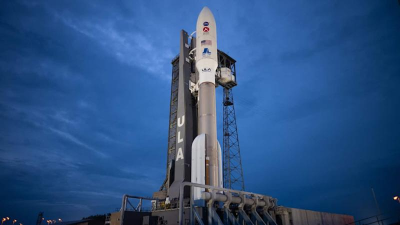 NASA launches rover to find