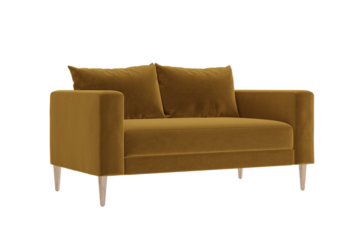 """<p><strong>The Essential Loveseat</strong></p><p>sabai.design</p><p><strong>$895.00</strong></p><p><a href=""""https://go.redirectingat.com?id=74968X1596630&url=https%3A%2F%2Fsabai.design%2Fproducts%2Fessential-loveseat%3Fvariant%3D39569521213600&sref=https%3A%2F%2Fwww.veranda.com%2Fhome-decorators%2Fg36312490%2Fasian-american-home-brands%2F"""" rel=""""nofollow noopener"""" target=""""_blank"""" data-ylk=""""slk:Shop Now"""" class=""""link rapid-noclick-resp"""">Shop Now</a></p><p>Sabai prides itself in designing sustainable sofas, ottomans, and chairs that don't sacrifice an ounce of comfort or style. The eco-friendly company also has a buyback program, <em>Sabai Revive,</em> which allows customers to trade in their old sofa<em>s </em>to be repaired and upcycled.</p>"""