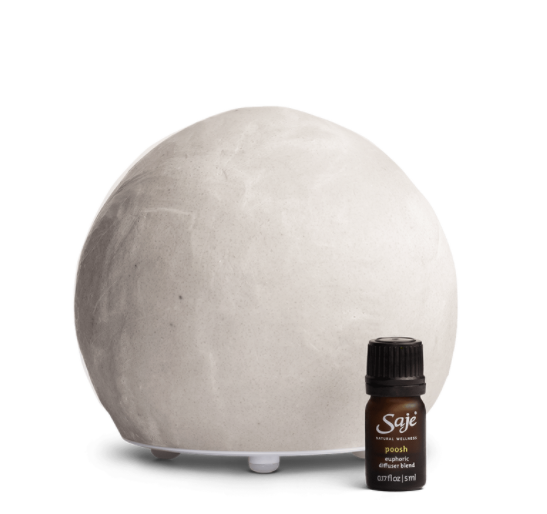 "<h2>Saje Positively Poosh Diffuser</h2> <br><a href=""https://www.refinery29.com/en-us/aromatherapy-products-for-sleep"" rel=""nofollow noopener"" target=""_blank"" data-ylk=""slk:Aromatherapy can be incredibly soothing"" class=""link rapid-noclick-resp"">Aromatherapy can be incredibly soothing</a> after a long day of work. Having a fresh-smelling home isn't too bad, either.<br><br><strong>Saje</strong> Positively Poosh Diffuser, $, available at <a href=""https://go.skimresources.com/?id=30283X879131&url=https%3A%2F%2Fwww.saje.com%2Fproduct%2Fpositively-poosh-grey-704798.html"" rel=""nofollow noopener"" target=""_blank"" data-ylk=""slk:Saje"" class=""link rapid-noclick-resp"">Saje</a><br>"