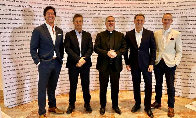 Global Thought Leaders Assemble At The Vatican For The Transhuman Code Meeting Of The Minds