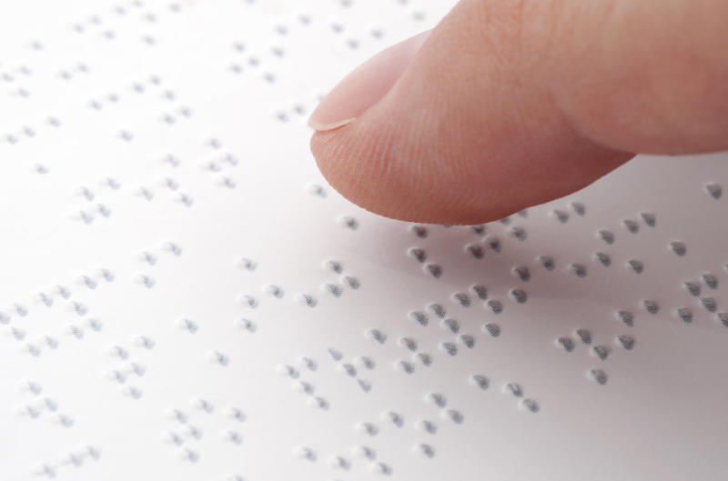 Braille displays have made the digital world more accessible to those with