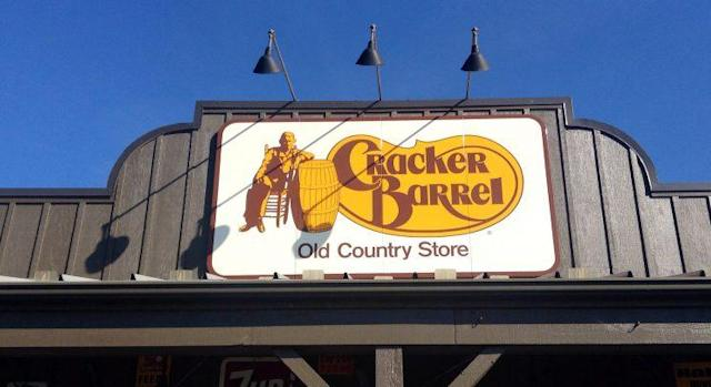 The Cracker Barrel once had a policy of not hiring gay employees. Photo: Flickr/Mike Mozart