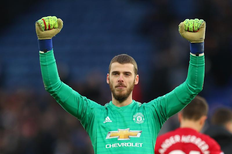 De Gea: This United team can win trophies