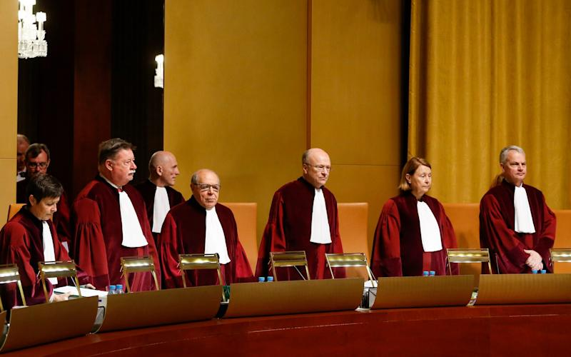 The court ruled that Brussels has trade negotiating competence over all goods and services - Credit: EPA