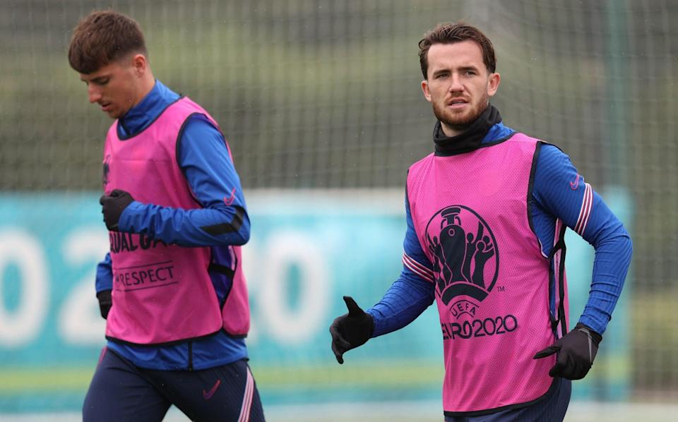 Why Scotland players do not have to isolate, but Mason Mount and Ben Chilwell do - GETTY IMAGES