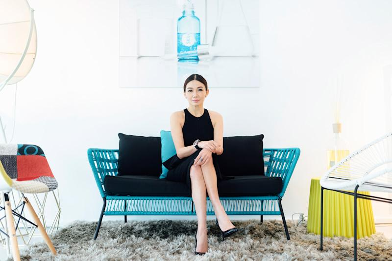 Sabrina Tan, founder of Skin Inc. (PHOTO: Sabrina Tan)