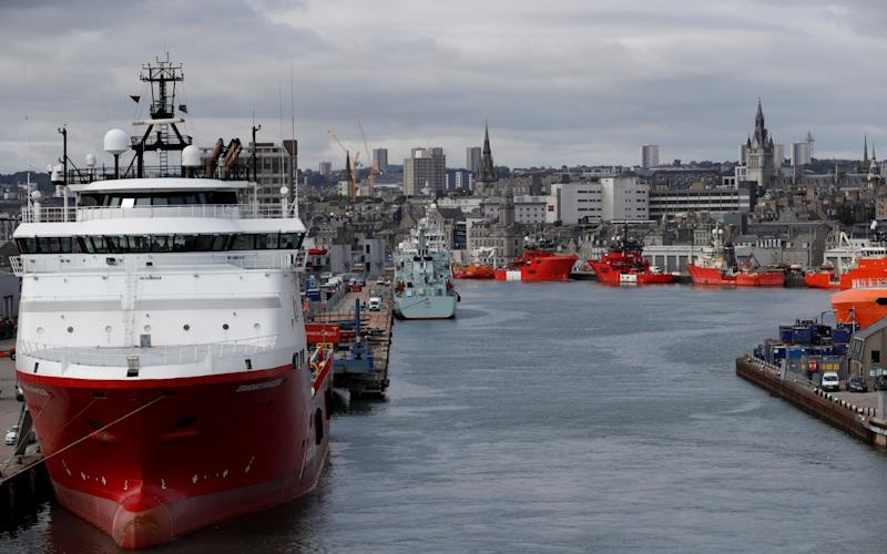New restrictions were imposed on Aberdeen, Scotland's third largest city - Russell Cheyne/Reuters