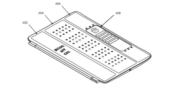 It looks like Apple is working on ways to make its Smart Cover a whole lot more functional. The company has filed for a patent that would involve future iterations of the Smart Cover with displays for showing notifications.