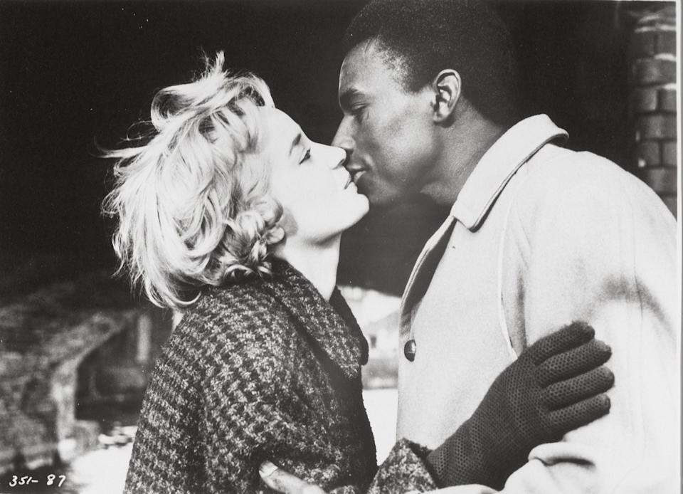 Interracial Couple in the 1960s or 1970s {Dating 50 Years Ago}