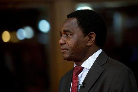 Zambian court refuses to throw out opposition leader's treason charge