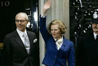 <p>The Iron Lady's decades-spanning term as the Prime Minister of England would make her the longest person, and first woman, to hold the title.</p>