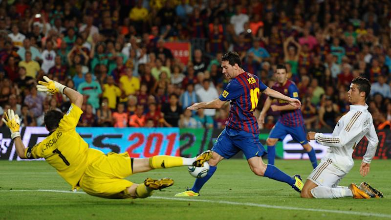 Messi hails 'legend of the game' Casillas following retirement