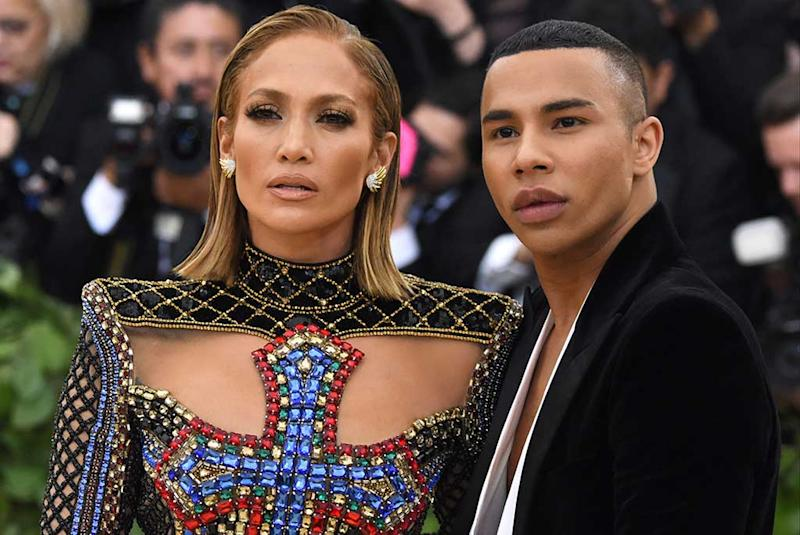 6223d6d8 Olivier Rousteing on His New Balmain Biopic, Championing Diversity & How  Virtual Reality Is the Future of Fashion
