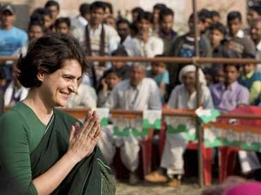 BJP leaders' sexist jibes against Priyanka Gandhi show ruling party has nothing definite to criticise Congress leader
