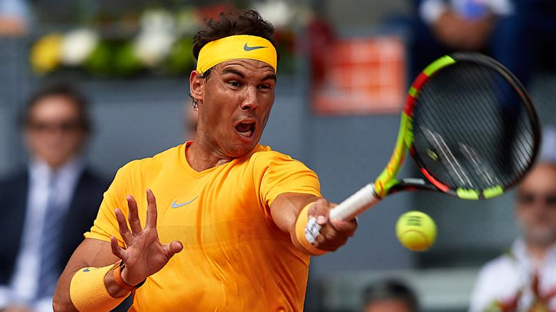 Nadal breezes into last 16 in Madrid, but some other seeds fall