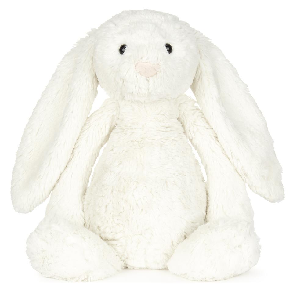 <p>Irresistibly soft and cuddly, every baby needs a bashful bunny in their nursery. </p>