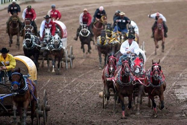 The specifics about what events will be included in the Stampede have not been announced.