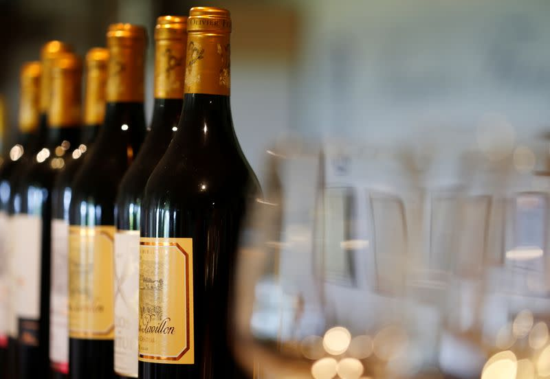 French wine and spirits exports hit record in 2019, tougher year looms