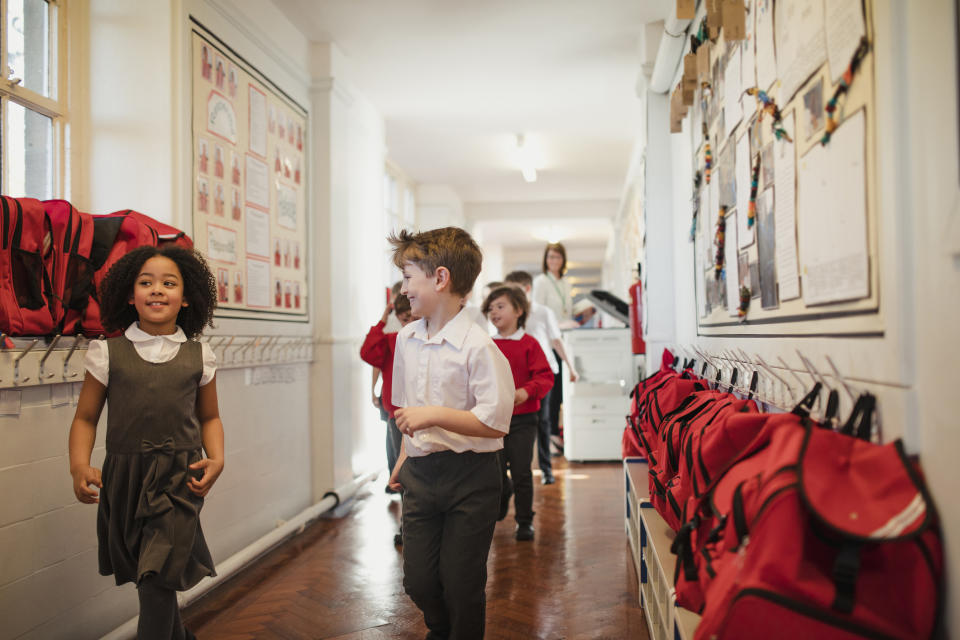 How will children returning to school impact COVID cases? (Getty Images)