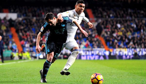 Champions League: Casemiro: Roadie und Oktopus in Personalunion