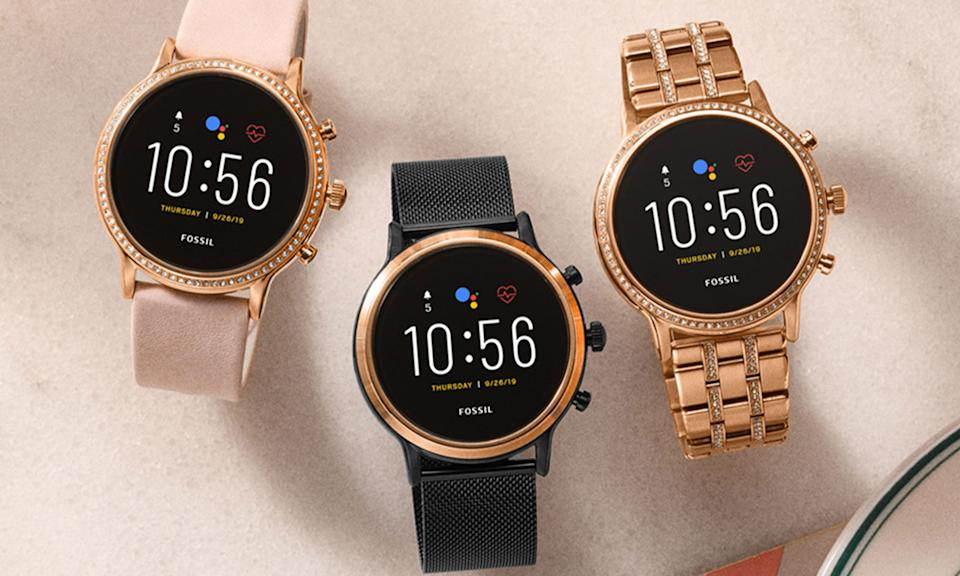 Holiday Gift Guide: Fossil Gen 5 smartwatch