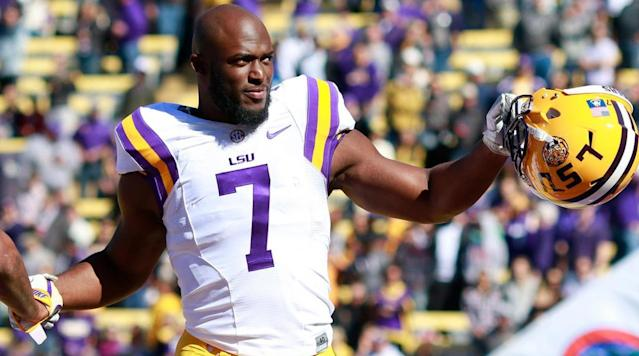 NFL draft: Why Leonard Fournette would be perfect fit for Panthers