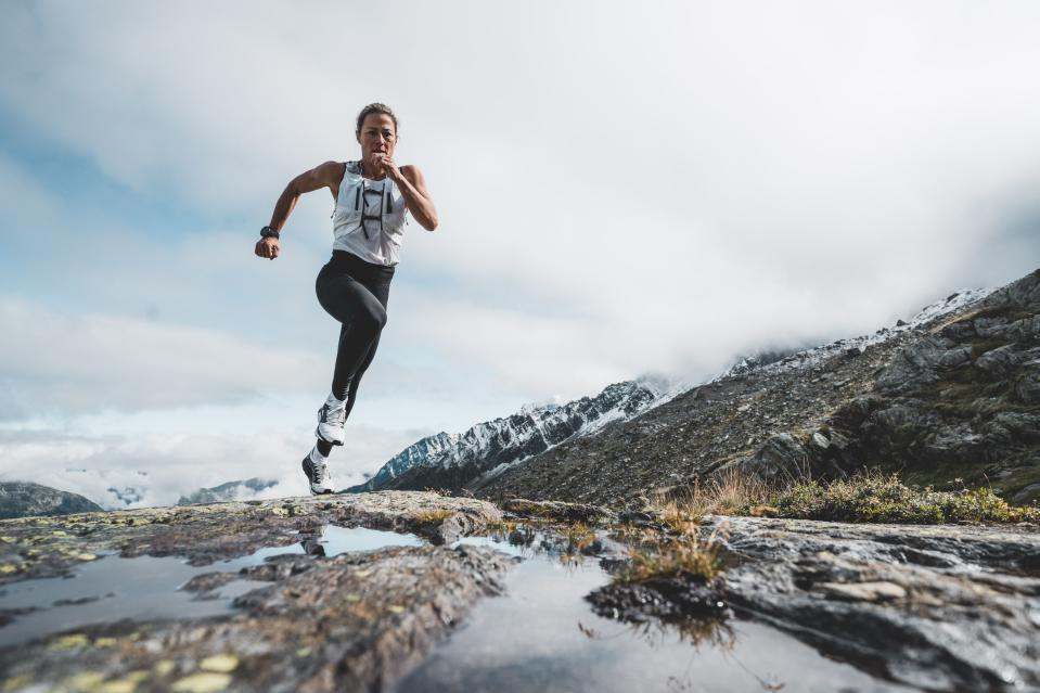 The North Face will launch eight key styles in the Vectiv collection for trail running and hiking with pricing ranging from $125 to $199 (Photo by The North Face)