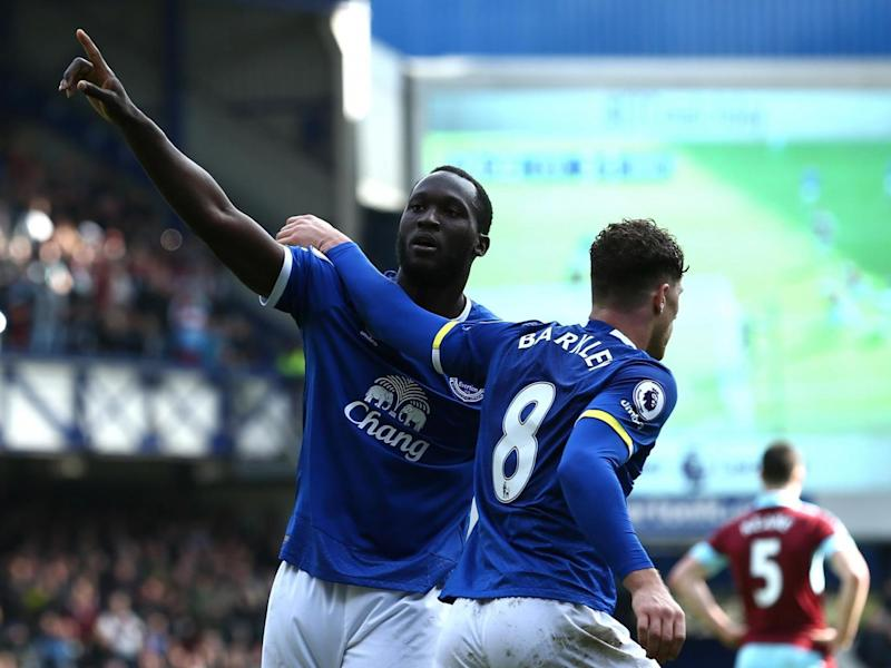 Lukaku celebrates his 24th league goal of the season (Getty)