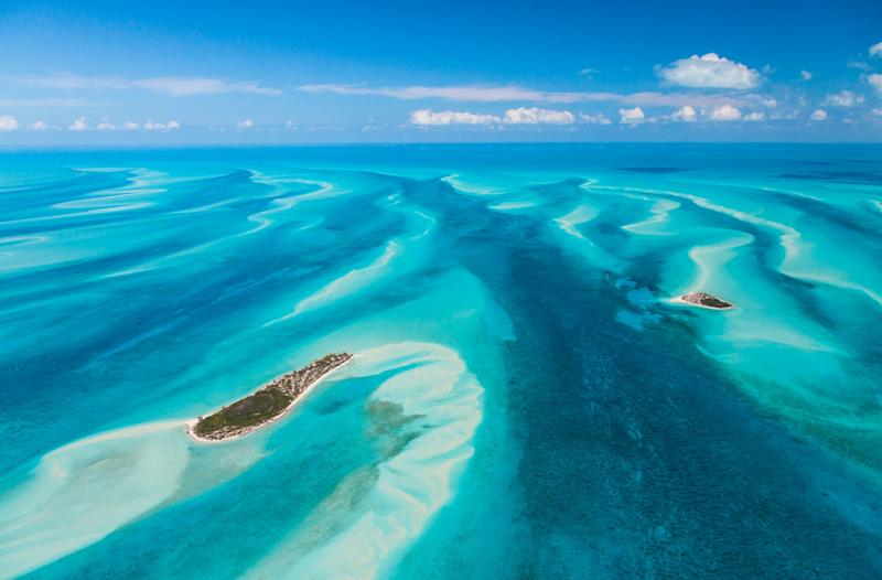 Seek out the quieter corners of the Bahamas - getty