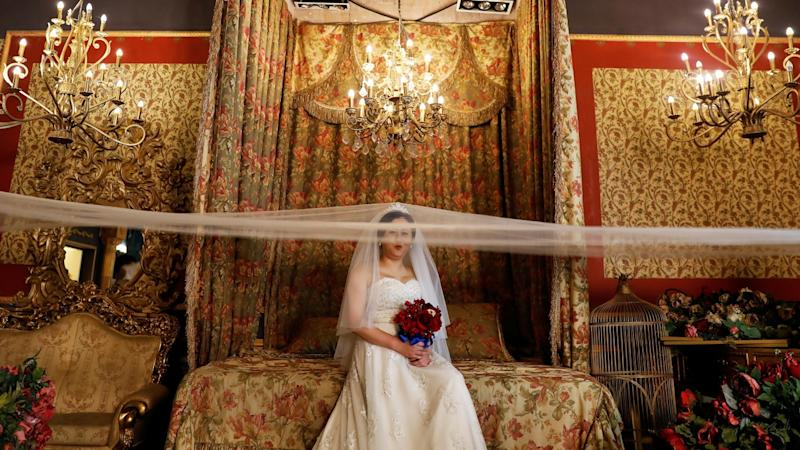 Can China tone down its over-the-top weddings?