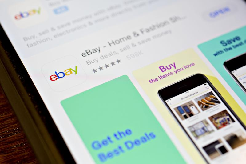 """(Bloomberg) -- EBay Inc. profit topped analysts' estimates in the face of slowing sales growth, showing the company can extract more from its millions of loyal buyers and sellers even if it struggles to attract many new customers.The company also bowed to pressure from activist investors, saying it is reviewing the role and value of its StubHub and Classifieds businesses """"to determine the best path forward to maximize shareholder value.""""EBay shares rose almost 6% in extended trading on Wednesday, after closing in New York at $39.03.""""The idea that management is open to explore a sale of StubHub caught the market's attention,"""" said RJ Hottovy, an equity analyst at Morningstar Inc. """"They still have things to solve with their online marketplace business.""""EBay Chief Executive Officer Devin Wenig has struggled to jump start growth since he took the helm in 2015 following a split with PayPal Holdings Inc. Activist investors Elliott Management Corp. and Starboard Value acquired EBay stakes, and in January Elliott proposed changes including the possible sale of tickets marketplace StubHub and the classified ads business.EBay shares are up about 40% this year, more than double the benchmark S&P 500 Index. Wenig sees advertising and EBay's new payments business as sources for revenue growth. Earlier this year, he rejected the idea of selling StubHub or other pieces of the company.""""They have assets they can sell to generate cash and return to shareholders,"""" said Victor Anthony, an analyst at Aegis Capital Corp. """"The reasons to own the stock remain valid despite the pressure on growth.""""Revenue rose 1.8% to $2.69 billion in the second quarter, in line with analysts estimates. Earnings, excluding some costs, were 68 cents per share in the quarter. Analysts estimated 62 cents, according to data compiled by Bloomberg.EBay raised its full-year profit forecast to a range of $2.70 to $2.75 per share. Wall Street expected $2.70 a share, on average.The company also projected that adjuste"""