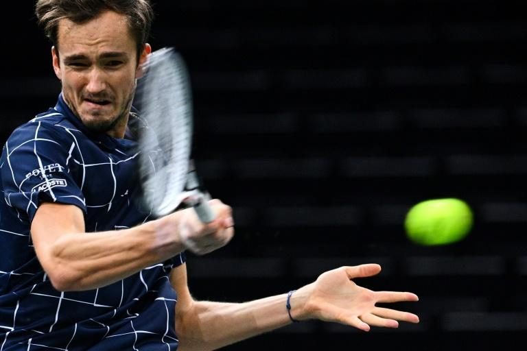 Medvedev won his eighth ATP title on Sunday