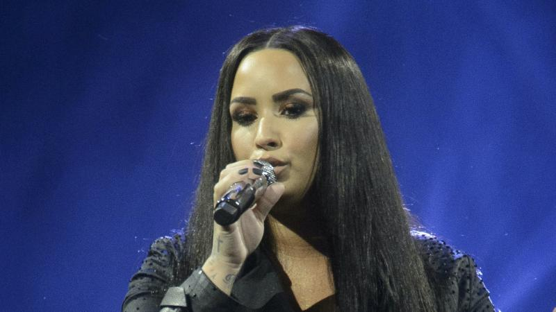 Demi Lovato reflects on mental health struggles for World Suicide Prevention Day
