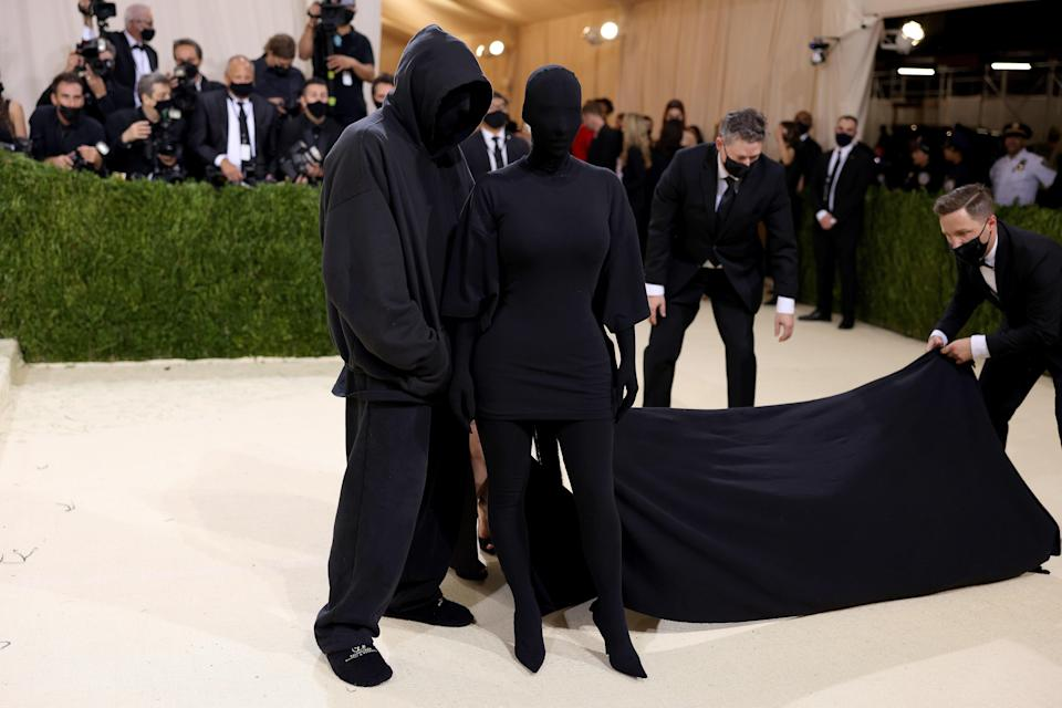 """<h1 class=""""title"""">The 2021 Met Gala Celebrating In America: A Lexicon Of Fashion - Arrivals</h1><cite class=""""credit"""">John Shearer/Getty Images</cite>"""