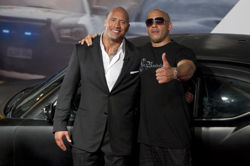Dwayne Johnson Is Ready To End His Feud With Vin Diesel