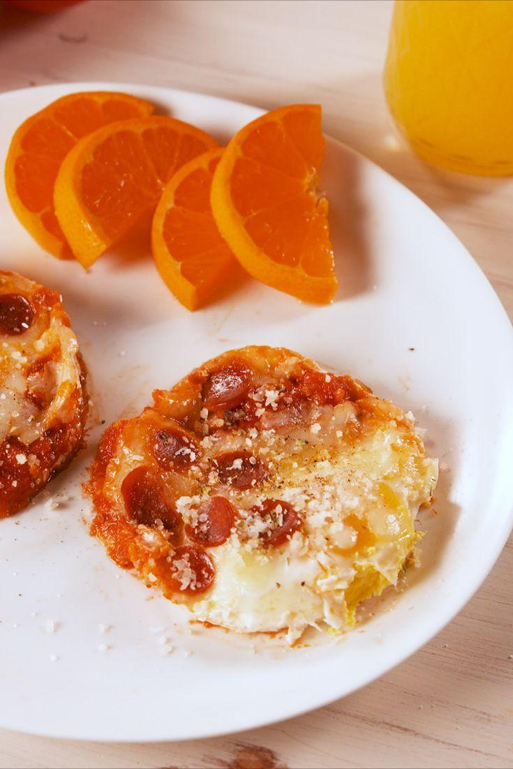 """<p>Start your day right.</p><p>Get the recipe from <a href=""""https://www.delish.com/cooking/recipe-ideas/a19756728/pizza-eggs-recipe/"""" rel=""""nofollow noopener"""" target=""""_blank"""" data-ylk=""""slk:Delish"""" class=""""link rapid-noclick-resp"""">Delish</a>.</p><p><a class=""""link rapid-noclick-resp"""" href=""""https://www.amazon.com/Creuset-Enameled-Cast-Iron-9-Inch-Skillet/dp/B00005QFSP/?tag=syn-yahoo-20&ascsubtag=%5Bartid%7C1782.g.1920%5Bsrc%7Cyahoo-us"""" rel=""""nofollow noopener"""" target=""""_blank"""" data-ylk=""""slk:BUY NOW"""">BUY NOW</a> <em><strong>Le Creuset Enameled Cast-Iron Skillet, $140, amazon.com</strong></em></p>"""