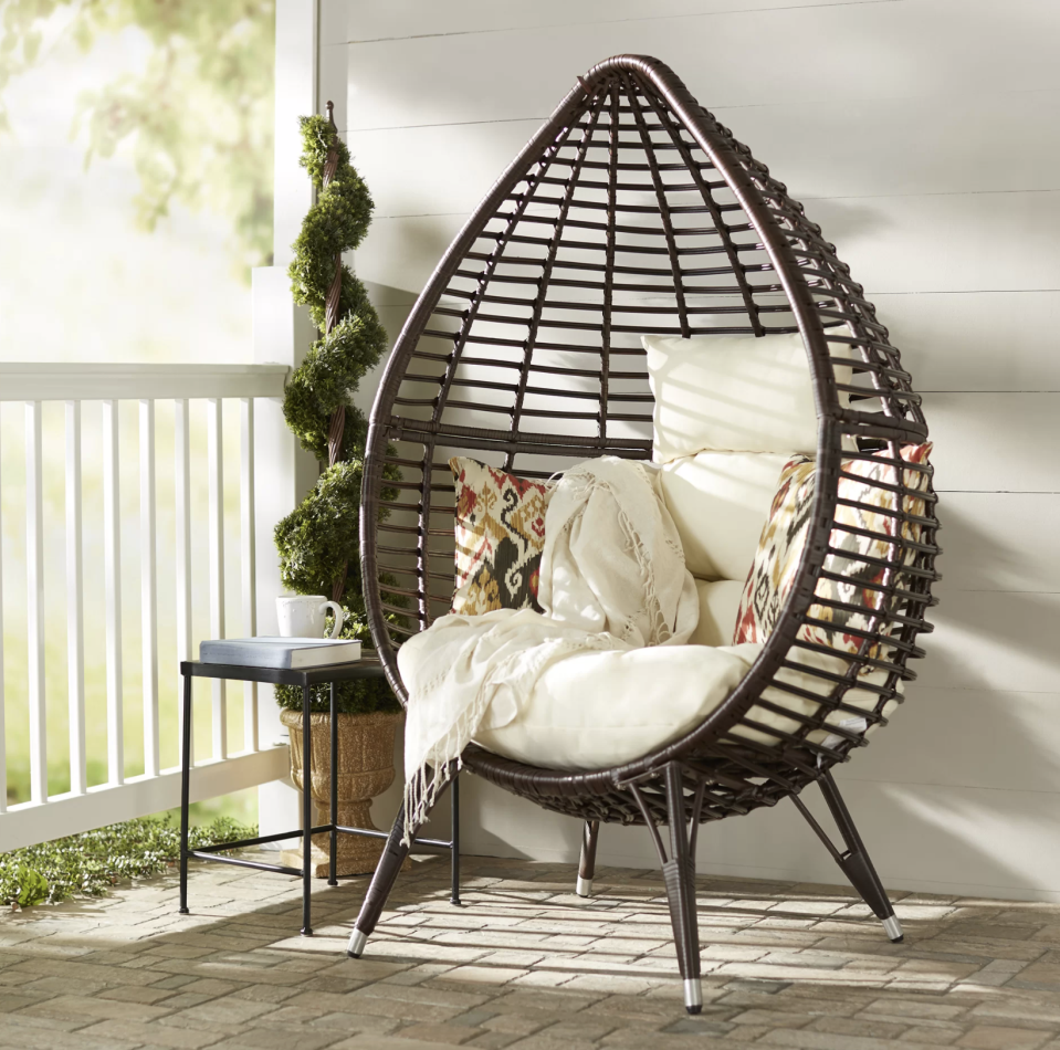 Get ready to have your family fight over who sits in this comfy chair. (Photo: Wayfair)