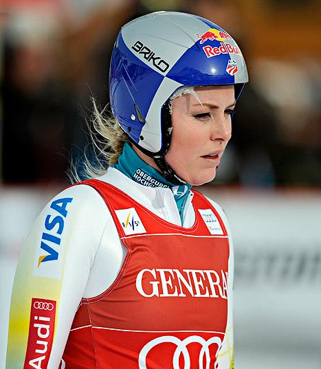 """Lindsey Vonn Has Knee Surgery, Doctors """"Optimistic for a Full Recovery"""""""