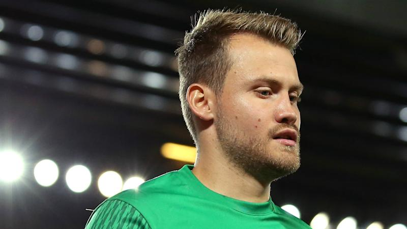 Mignolet: I'll fight for my place at Liverpool