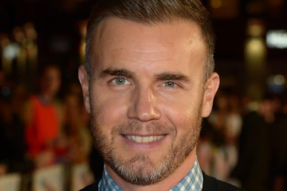 Gary Barlow and Take That members in plane crash scare