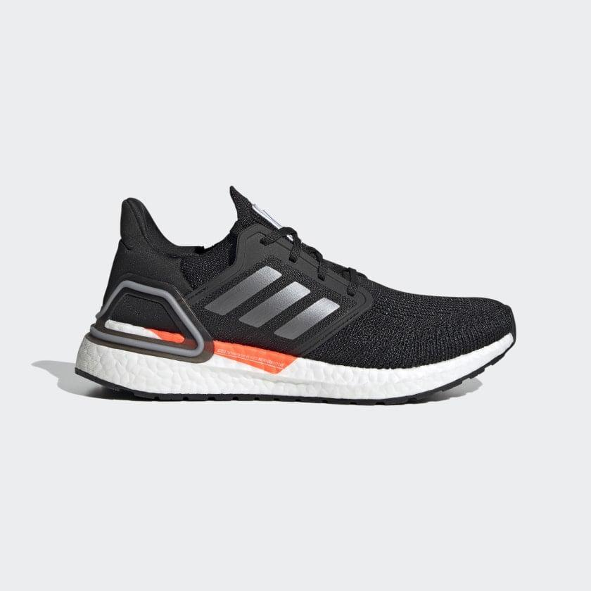 <p>The <span>Adidas Ultraboost 20 Shoes</span> ($180) are another popular pick. Users liked the stylish look, as well as the sock-like fit and plush feel of the Boost cushioning.</p>