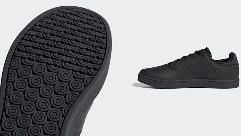 FiveTen's District sneakers look casual, with soles offering immense flat pedal grip.