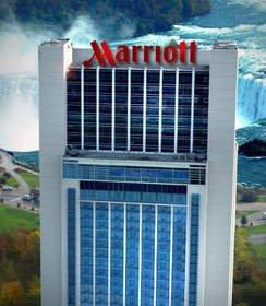 Niagara Falls Marriott Puts Guests Right Next To The Fireworks