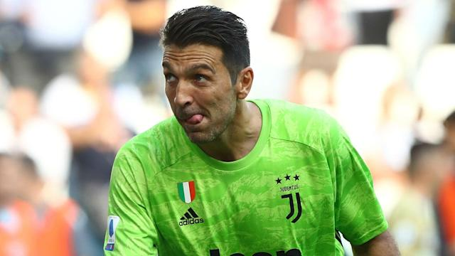 Wojciech Szczesny's continued injury problems will offer Gianluigi Buffon the chance to equal Paolo Maldini's appearance record.