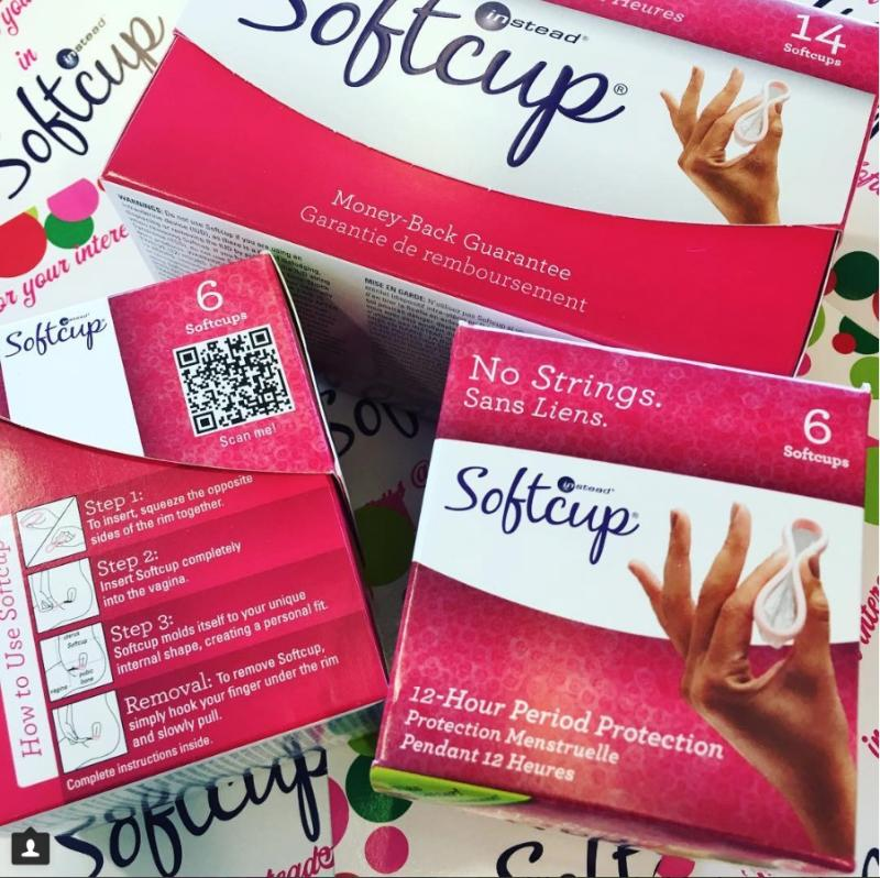 What Exactly Are Instead Softcups The Period Product Everyones