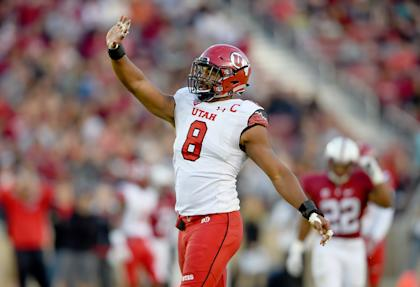 AP All-American Nate Orchard and the Utes may have their hands full with the Colorado State offense. (Getty)