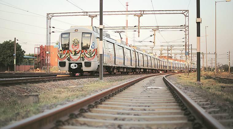 Woman falls on metro track at Dwarka Mor station, rescued: official