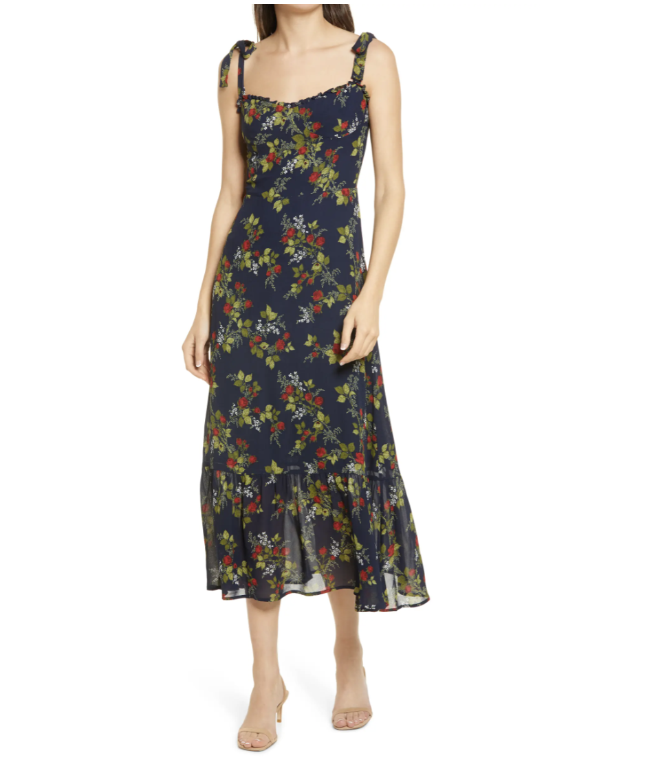 Reformation Nikita Midi Dress - Nordstrom $148 (originally $248)